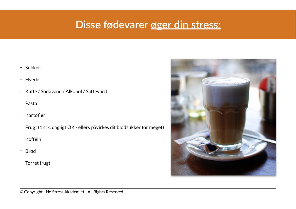 No Stress Kosten3